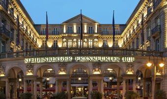 Ein Flaggschiff der Deutschen Hospitality: Das Steigenberger Frankfurter Hof