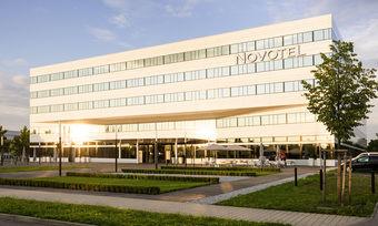Businesshotel: Das Novotel Muenchen Airport