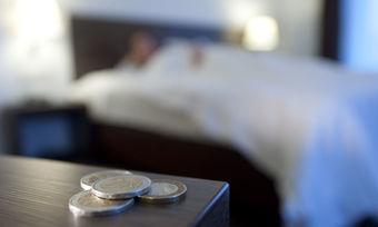 Nicht fürs Zimmermädchen: Die Stadt fordert ein Abgabe auf touristische Übernachtungen