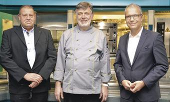 Stehen hinter dem Konzept: (von links) Torsten Ahnsehl, Joachim Rausche und Oliver Oblonczek