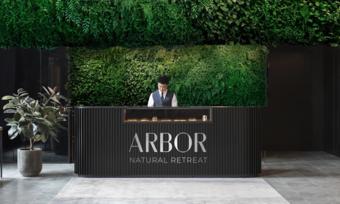 Das Siegerkonzept: Arbor mit viel Grün für die gestressten Städter