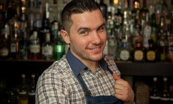 Kreativ: Mixologe Stephan Hinz entwickelt auch eigenes Equipment für die Bar