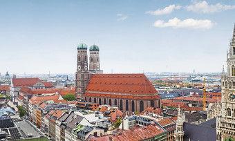 München im Wechselbad:Auf zwei extrem schlechte Monate folgt ein starker März.