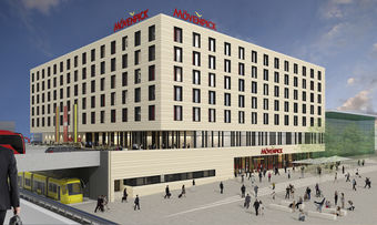 Mövenpick Hotel Stuttgart Messe & Congress
