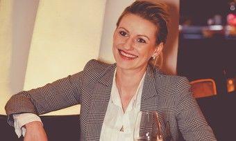 Begeisterte Gastronomin und Sommeliere: Lina Koch