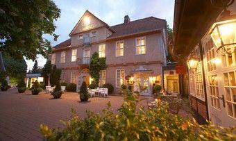 Einladend: Der Fürstenhof Celle