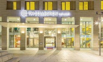 Top-NH-Haus in Deutschland: Das NH Collection Hotel Dresden Altmarkt