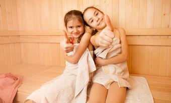 Wellness wird familientauglich: Der Anteil von Eltern und Kindern an den Wellness-Urlaubern ist gestiegen