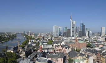 Messe- und Bankenstadt Frankfurt: Weniger Hotelgäste wegen Corona