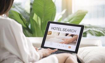 Hotelsuche: Die Gäste lassensich zu ihrer nächsten Reise häufigonline inspirieren – in Zeitenvon Kontaktbeschränkungenvermutlich mehr denn je.