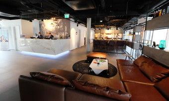 Viel Platz: In der Open Lobby des Aiden Biberach sollen künftig auch wieder Veranstaltungen stattfinden
