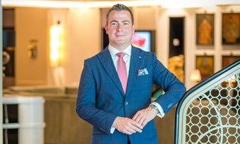 Neuer Chef für das Sofitel Frankfurt