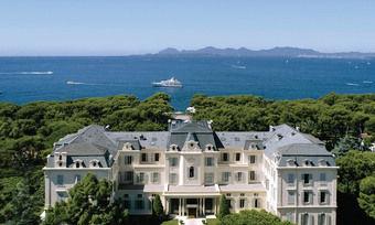 Bei Oetker: Das Hotel du Cap-Eden-Roc