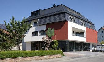 Energieeffizient: Das neue Gästehaus inklusive Vinothek