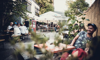Übergangs-Konzept: Der Stuttgarter Club Kowalski empfängt unter dem Motto Underground.City.Garden endlich wieder Gäste