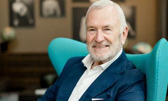 """Motel One-Gründer Dieter Müller: """"Wir werden mit unserer starken Plattform auch die sich bietenden Wachstumschancen konsequent nutzen"""""""