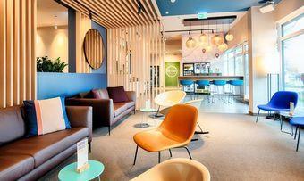 Neues Angebot und neues Design: B&B erweitert seine Bar, hier das neue Konzept imB&B Hamburg City Ost