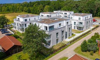 Neuzugang: Das Upstalsboom Aparthotel Ostseeallee in Boltenhagen