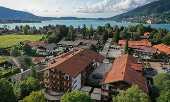 Klassiker am Tegernsee: Das Park-Hotel Egerner Höfe in Rottach-Egern