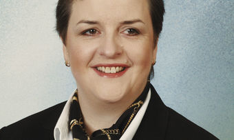 VSR-Präsidentin Andrea Nadles: