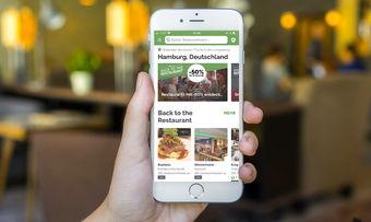 Expansion: Die App The Fork hat jetzt auch deutsche Gäste im Visier