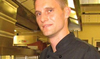 Daniel Mattle: Er organisiert Weiterbildungen für die Restaurants des Ostsee Resorts Damp