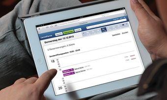 Digitales Reservierungsbuch: Centralplanner bietet jetzt eine Gratis-Version an