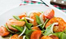 Betrug: In vielen Fällen haben Gastronomen Scampi versprochen, aber Garnelen serviert