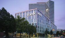 Vorbildlich: auch das Scandic Hotel in Hamburg ist barrierefrei