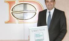 Hüter einer starken Marke: Frank Hilgenberg, Geschäftsführer Marketing bei J.J. Darboven.