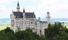 Beliebtes Ziel: Das Schloss Neuschwanstein in Bayern