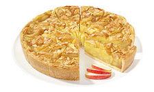 Für Veganer: Der Apfelkuchen von Erlenbacher