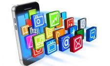 Beliebt: Apps kommen auch bei Geschäftsreisen häufig zum EInsatz
