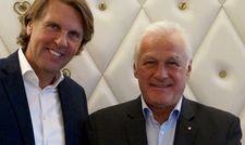 Hotelprofis: Carsten K. Rath (links) und Werner Knechtli