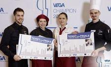 Sieger in Bad Wörishofen: (von links) Oliver Adler, Nadine Zimmermann, Tajana Hieber und Constantin Haug