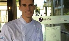 Neue Aufgabe: Marcus Bunzel ist jetzt Küchenchef im Hotelrestaurant Oliveto