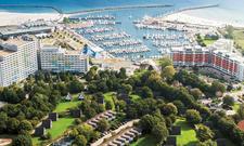 Neues Konzept hinter der Fassade: Das Ostsee Resort Damp widmet sich jetzt dem Thema Wikinger