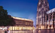 So soll's aussehen: Das Rendering des renovierten Dom Hotels in Köln