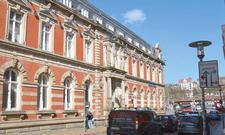 Historisches Gebäude: Das Hotel ist im ehemaligen zentralen Postamt untergebracht.