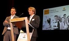 Wollen das Image gastronomischer Berufe stärken: Carlo Caldi (links) und Gerhard Bruder, Präsidium des ICA