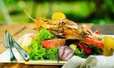 Trend auf dem Teller: Fisch und Meeresfrüchte