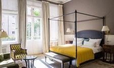 Frisch renoviert: Die Zimmer im neuen Hotel Henri in Berlin.