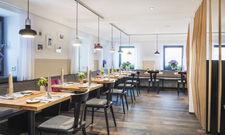 Neu gestartet: Das Bio-Restaurant Rose auf der Schwäbischen Alp.