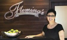 Johanna Wamser: Übernimmt als Direktorin im Fleming's Deluxe Hotel Frankfurt Main-Riverside