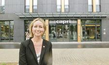 Diskussion über Fluktuation: Capri-Direktorin Nathalie Post vor einem Jahr bei der Eröffnung.