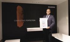 Setzt auf hochwertige Badlösungen: Roberto Martinez, Head of International Sales & Object Management bei Kaldewei.