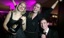 Haben Können bewiesen: (von links) Laetitia Zipperlin, Vanessa Frömel Lukas Eichholz sind die diesjährigen Top-Azubis der Selektion Deutscher Luxushotels