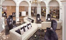 Schicke Lobby: im Gran Meliá de los Duques