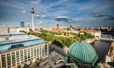 Begehrtes Pflaster für Home-Sharer: In Berlin zählt Airbnb trotz Zweckentfremdung derzeit rund 12.000 Angebote