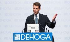 Antrittsrede: Der neue DEHOGA Präsident fordert eine Flexibilisierung des Arbeitszeitgesetzes